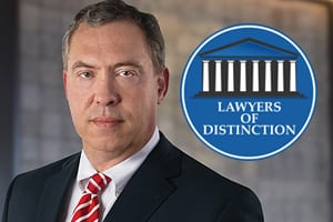 Mike White - Lawyers of Distinction