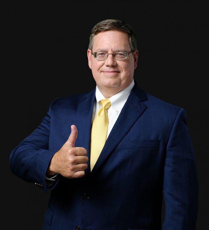 Attorney Steve Floyd Headshot
