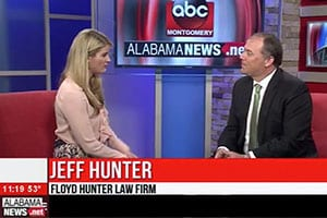 Attorney Jeff Hunter Discussing Traumatic Brain Injuries
