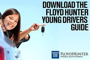 Cover of Floyd Hunter Teen Driving Guide