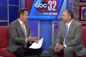 Attorney Jeff Hunter Talks Bicycle Safety On The Local News