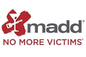 MADD No More Victims Logo