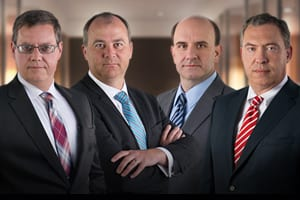 Floyd Hunter Team of Lawyers Collage