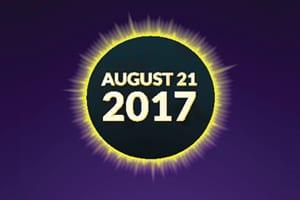 Solar Eclipse Banner Image - August 21, 2017
