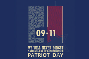 9/11 Patriot Day Banner Image