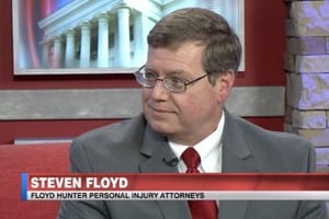 Attorney Steven Floyd Discusses Summer Driving Tips On Local Television